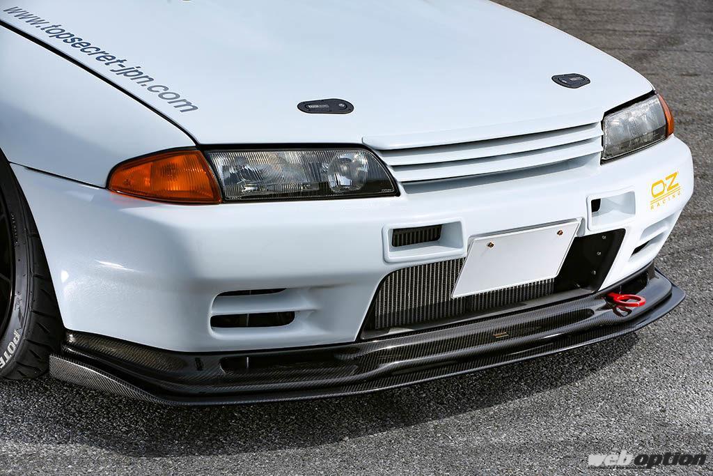 「「トップシークレットのVR32GT-Rはどのくらい速いの!?」富士スピードウェイで最高速アタックを敢行!」の7枚目の画像