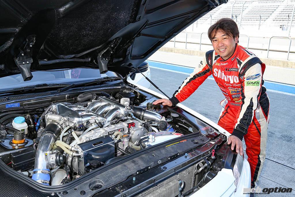 「「トップシークレットのVR32GT-Rはどのくらい速いの!?」富士スピードウェイで最高速アタックを敢行!」の9枚目の画像