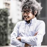 山田 俊輔 近影