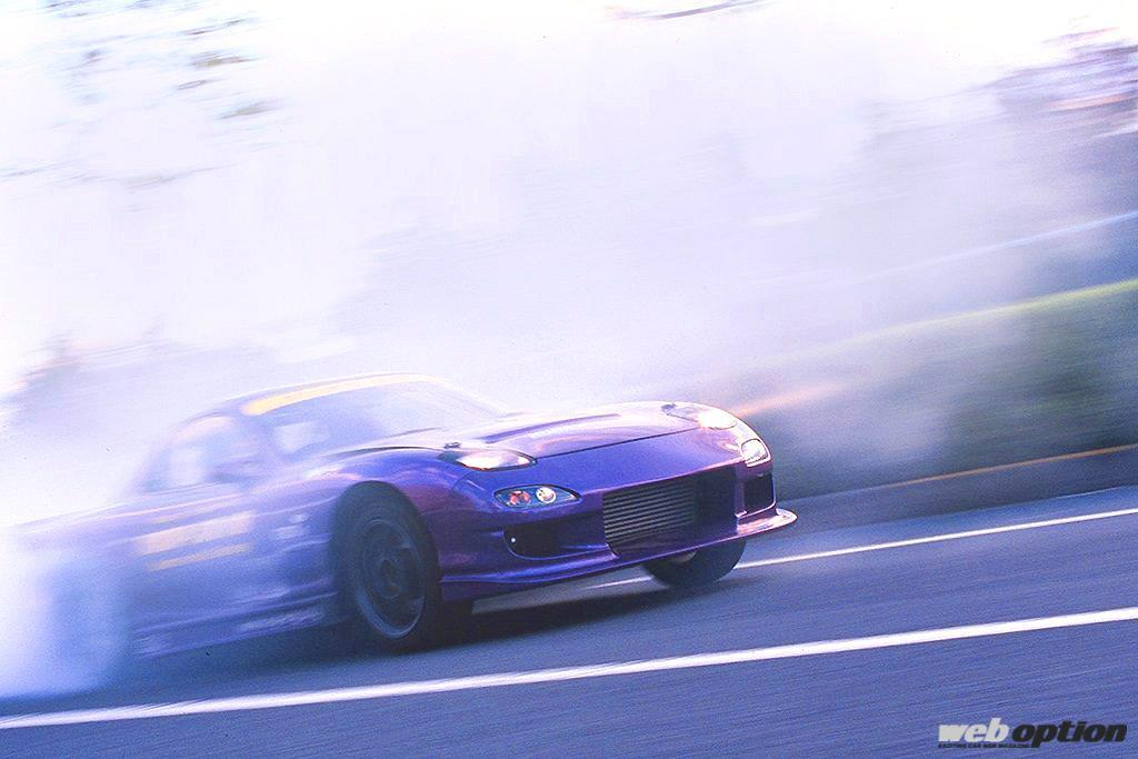 「最強ロータリー伝説」日本のゼロヨン史を動かした激速FD3Sの全て
