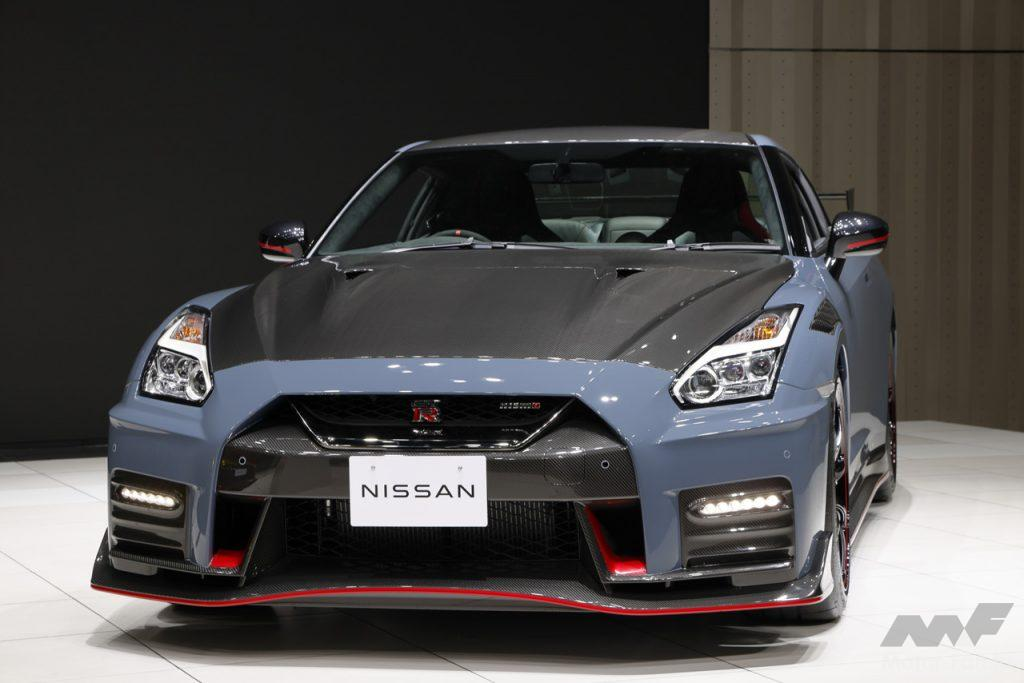 日産がGT-R NISMO 2022年モデルの価格を発表。予定販売数300台を超えたためオーダー受付は終了
