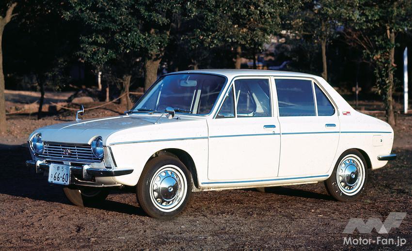 スバル1000(1966)満を持して開花した陸を疾走するライトプレーン【週刊モーターファン ・アーカイブ】