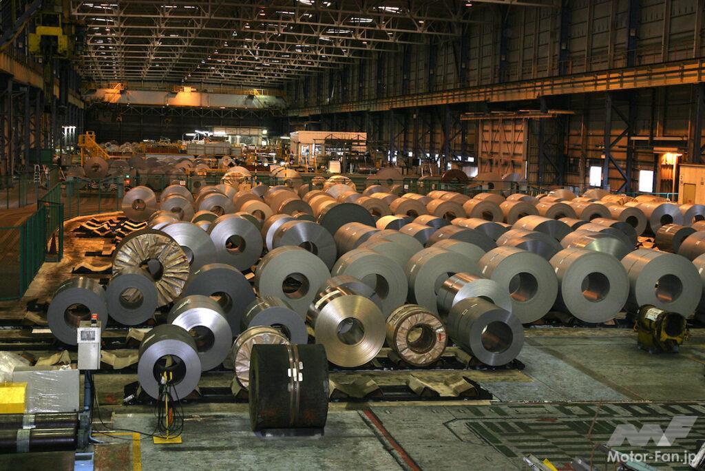 日本製鉄の「無方向性電磁鋼板」は何がすごいのか