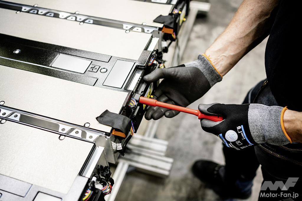 【海外技術情報】ダイムラー:BEV商用車「eActros」が搭載する主要コンポーネントの量産が開始された